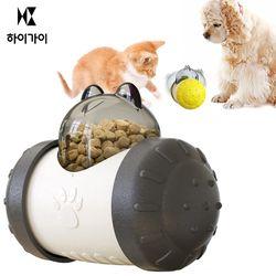 강아지 노즈워크 스낵볼 오뚝이 장난감