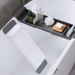 욕조 거치대 욕실 트레이 반신욕 목욕책상