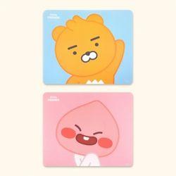 라이언 어피치 카카오프렌즈 마우스패드 정품 2종