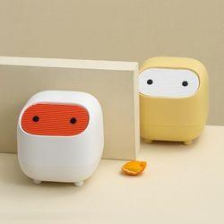 꼬마 닌자 원터치 책상 화장대 미니 휴지통 4color
