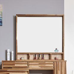 톨론 원목 거울