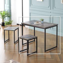포티드 식탁 테이블 1000