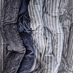 빕스 극세사차렵 따뜻하고 포근한 웜겨울이불SS 블루