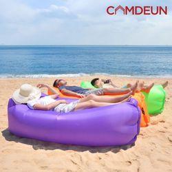 배드 빈백 캠핑 소파 초경량 침대 에어베드 CMT-6001