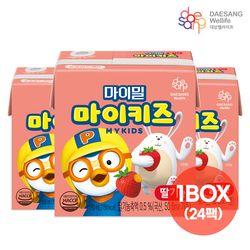 뉴케어 마이키즈 뽀로로 딸기맛(150ml x 24팩)