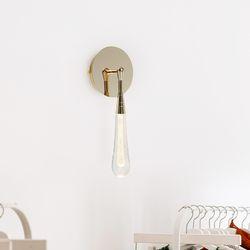 뷰티 벽등 [LED 일체형] 핸드메이드 유리조명