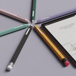 엘라고 애플펜슬 2세대 실리콘 케이스 (6색상)