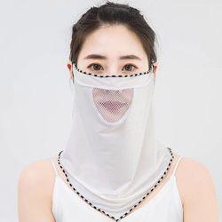 리나브로 햇빛 차단 쿨링 얼굴커버 멀티스카프 마스크