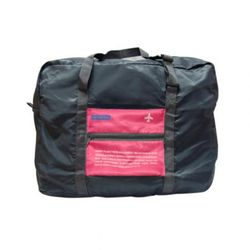 기본형 캐리어 여행접이식 보스턴백 핑크 1개