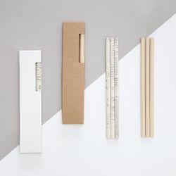 eco paper pencil 재생크라프트지
