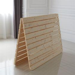 모드모 삼나무 깔판 침대 퀸Q