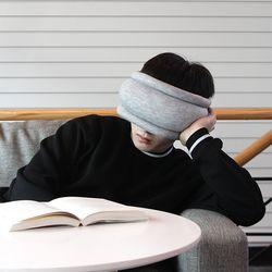 O-pillow 낮잠 비즈 타조 안대쿠션 목쿠션 목베개