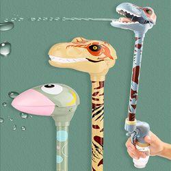 키다리 버드 공룡 동물 대형 물총 야외 목욕 놀이