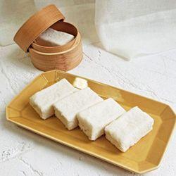 우유백설기 30개입 식사대용떡