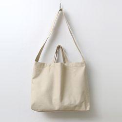 Canvas Big Shoulder Bag