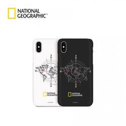 내셔널지오그래픽 아이폰6 콤파스&나침반 케이스