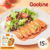 굽네 소스가 맛있는 닭가슴살 소맛닭 레드크림커리 120g 15팩