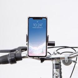 원터치버튼 자전거 스마트폰거치대