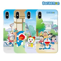 도라에몽 카툰 슬림케이스 아이폰12 프로