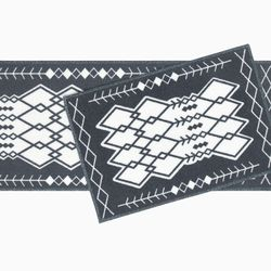 카이 그레이 주방매트-40X120