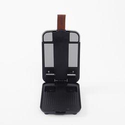 [리빙그로] 휴대용 접이식 스마트폰 (블랙)