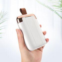 [리빙그로] 휴대용 접이식 스마트폰 (화이트)