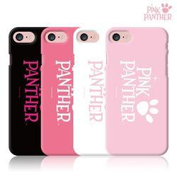 핑크팬더 로고 슬림케이스 아이폰12 프로맥스