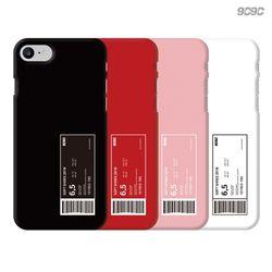9C9C 라벨 슬림케이스 아이폰12 프로맥스