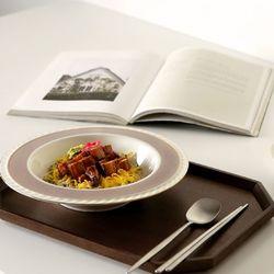 에라토 그레이스 파스타볼 면기 덮밥 접시