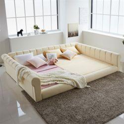 토피즈 1 + 1 패밀리 침대 슈퍼싱글SS+퀸Q