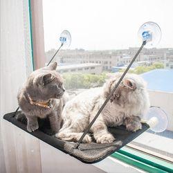 고양이 창문해먹 흡착식 윈도우해먹 고양이용품
