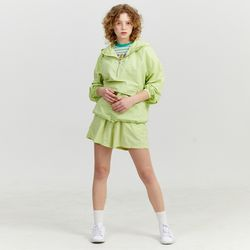 ANORAK SUIT LIME