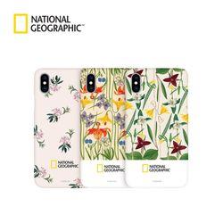 내셔널지오그래픽 아이폰6 플라워 슬림핏 패턴&프레임 케이스