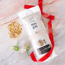 씻지않고 불리지않아도 부드러운 유기농현미 오색현미 1kg