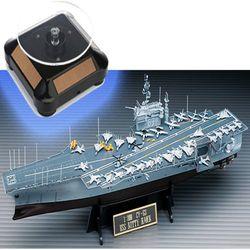 솔라턴테이블 키티호크 KittyHwak 항공모함 모형 해군