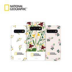 내셔널지오그래픽 갤럭시S8+ 플라워 슬림핏 패턴&프레임 케이스