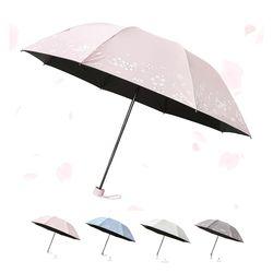 크로반 벚꽃 양산 자외선차단 암막KR5L