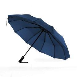 3단 완전자동 튼튼한우산 (33cm/네이비)