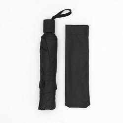 이니 대형 3단 접이식 골프우산 (블랙)