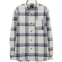 국내발송)아페세 COEOJ H02396 AAD 트렉 체크 셔츠