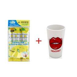 구치바이미가글 냄새제거 구강청결제+양치컵 선물세트