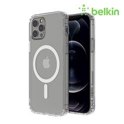 벨킨 아이폰12프로맥스 마그네틱 항균케이스 MSA003bt