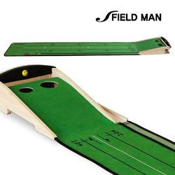 필드만 골프 퍼팅연습기 (자동리턴무소음)