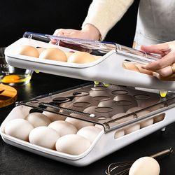 자동이동 계란디스펜서/계란보관함