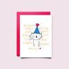 [drawingpaper] 생일카드 - 야옹이