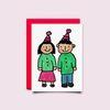 [drawingpaper] 카드 - 소년소녀