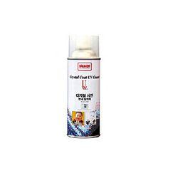 UV 코팅 스프레이 420ml 사진 변색 방지제 탈색 황변 오염