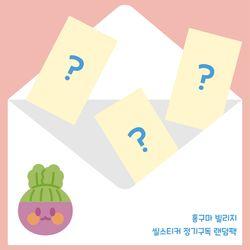 [월간다꾸페] 홍구마빌리지 3개월 정기구독