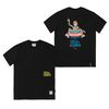 CATCHUP STANDARD FIT T-SHIRTS BLACK