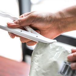아토소 가정용 비닐 과자봉지 밀봉지퍼